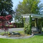 30 ftont garden trellis