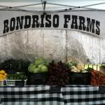 Randriso Farms display