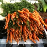 carrots bundle in store IMG_0621