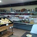 inside store -dark and blurry