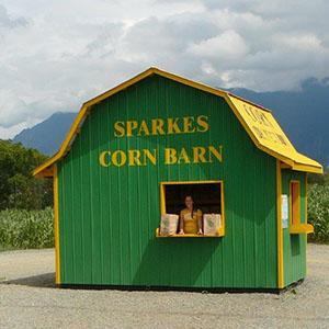 Sparks Corn Barn