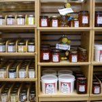 creamed flavoured honey & nat source honey